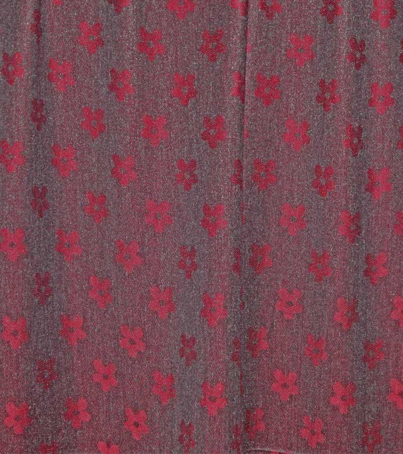 Winterschal Azalea rot