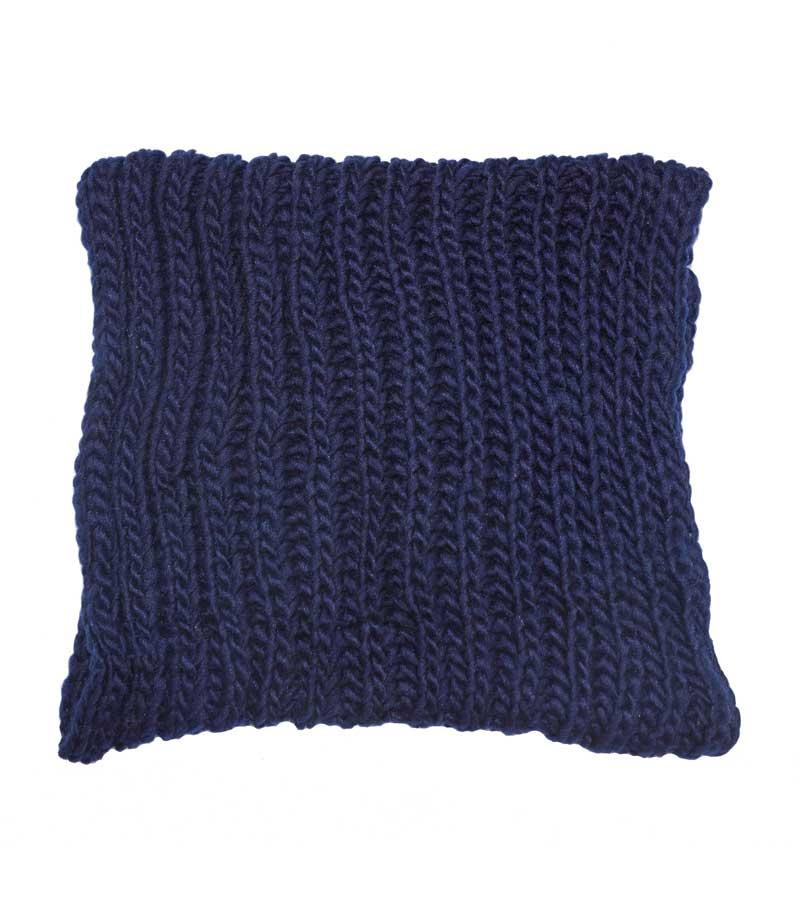 Schlauchschal dunkelblau